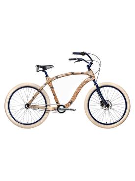 Limited Edition VILEBREQUIN X MATERIA BIKES wooden bike