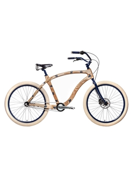 Vilebrequin - Limited Edition Vilebrequin X Materia Bikes Wooden Bike - Home