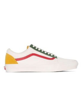 Vans - Og Old Skool Colour-block Sneakers - Men