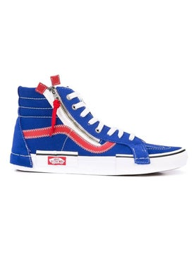 Vans - Sk8-hi Reissue Sneakers Blue - Men