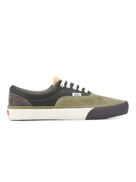 Vans - Suede And Leather Paneled Vault Era Vlt Lx - Men