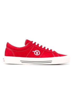 Vans - Red Ua Sid Dx Sneakers - Low Tops