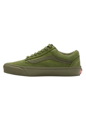 Green Nubuck Leather Old Skool LX Sneakers