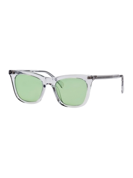 WAYFARE EARTH GREEN SUNGLASSES
