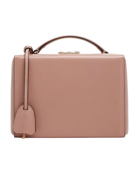 Mark Cross - Grace Small Box Bag Chai - Women