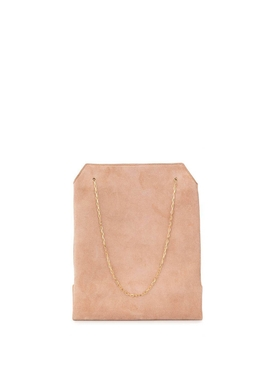 The Row - Small Lunch Bag Dark Salmon - Women