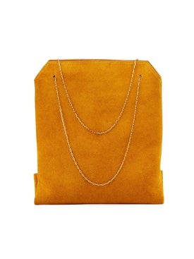 The Row - Small Lunch Bag Yellow - Women