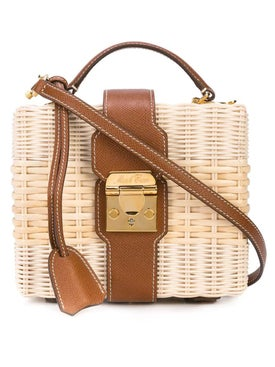 Mark Cross - Harley Rattan Bag - Women