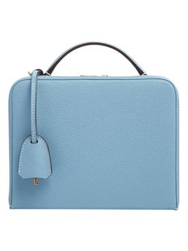 Mark Cross - Powder Blue Grace Box Bag - Women