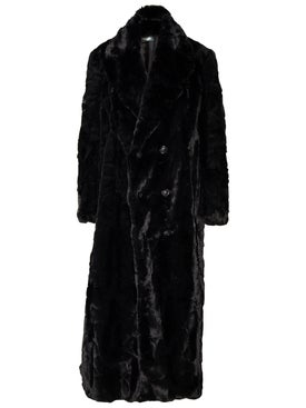 Amiri - Full Length Faux Fur Coat - Women
