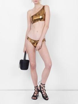 Lisa Marie Fernandez - Arden Metallic Bikini Set - Women