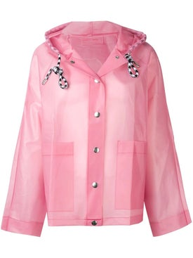 Proenza Schouler - Pswl Alphabet Raincoat - Women