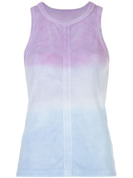 Proenza Schouler White Label - Tie-dye Tank Top - Women