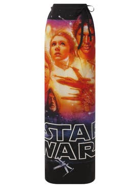 Vetements - Vetements X Star Wars Movie Poster Skirt - Women