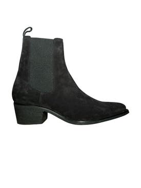 Amiri - Pointed Toe Chelsea Boot Black - Men
