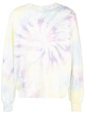 Amiri - Tie-dye Long-sleeve Sweatshirt - Men