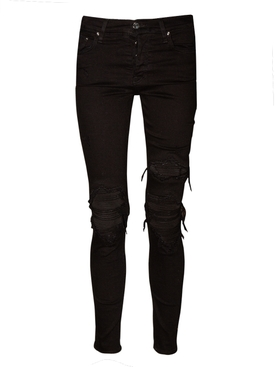 SUEDE MX1 JEAN BLACK