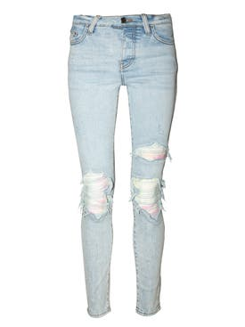 Amiri - Light Blue Skinny Jeans - Women