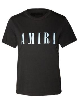 AMIRI CORE TEE, black