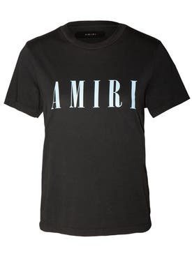 Amiri - Amiri Core Tee, Black - Women