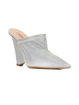 Yeezy - Angled Wedge Mules - Women