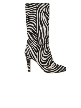 Brother Vellies - Zebra Plams Boot - Women