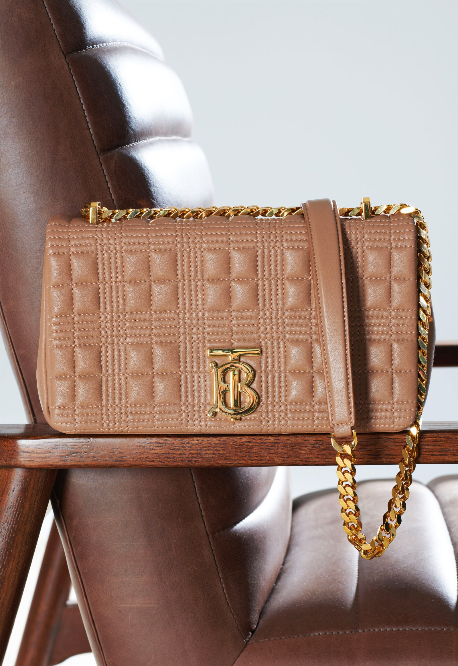 LOLA BAG IN BEIGE