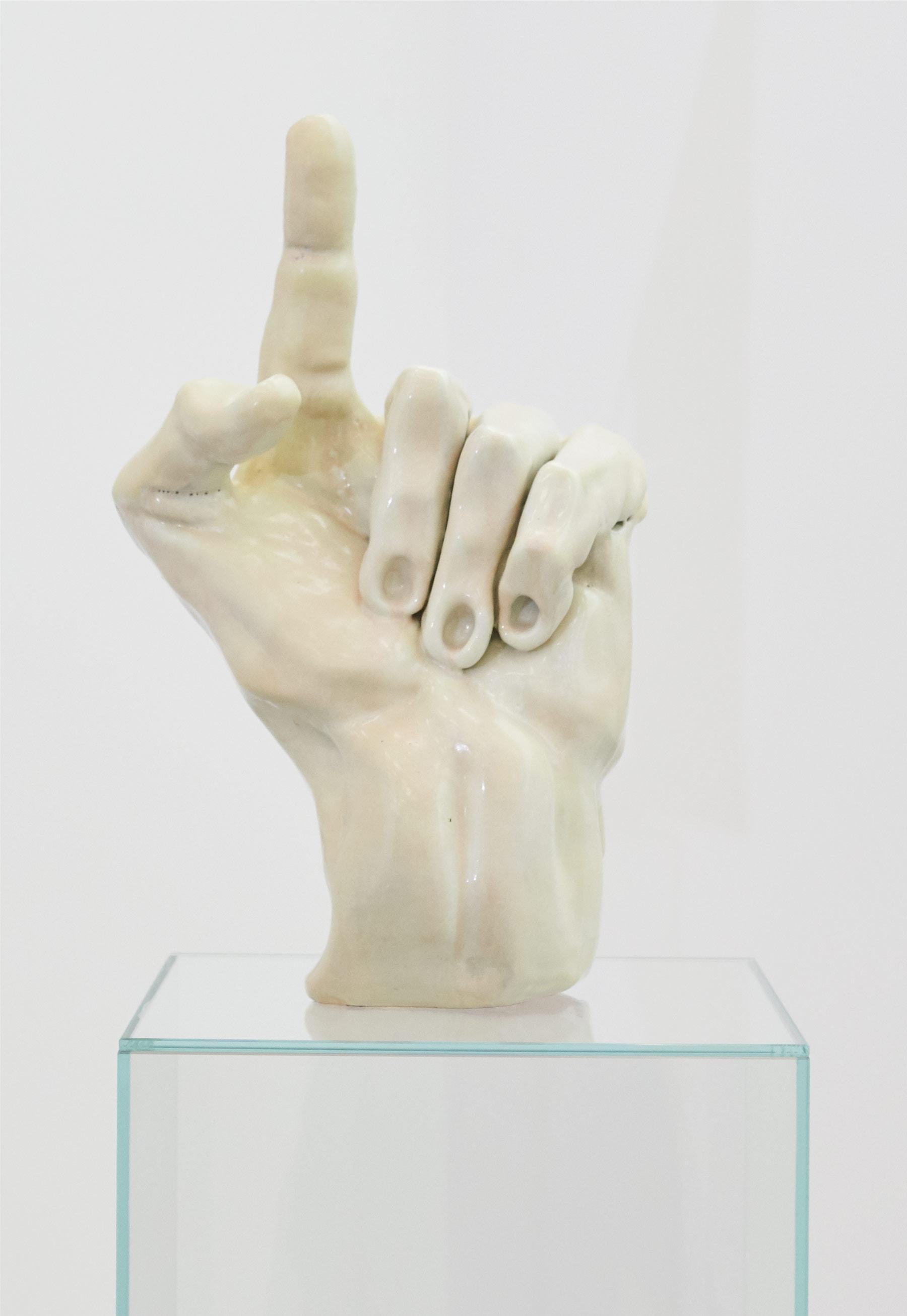 Artwork:Nicolás Guagnini, Asociación Psicoanalítica Argentina, 2019, installation view, Bortolami, New York