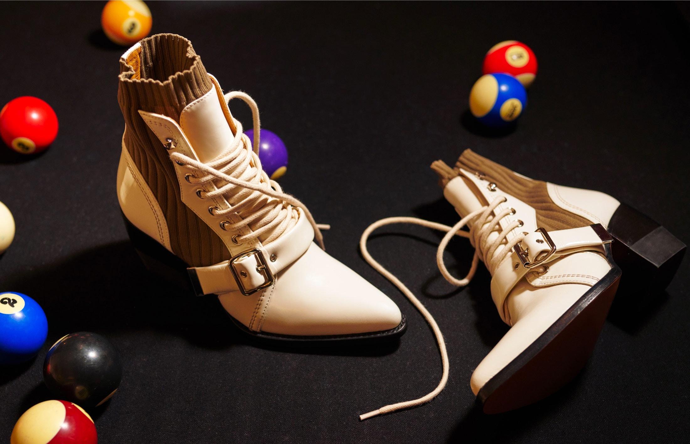 CHLOÉ Rylee Sock Boots