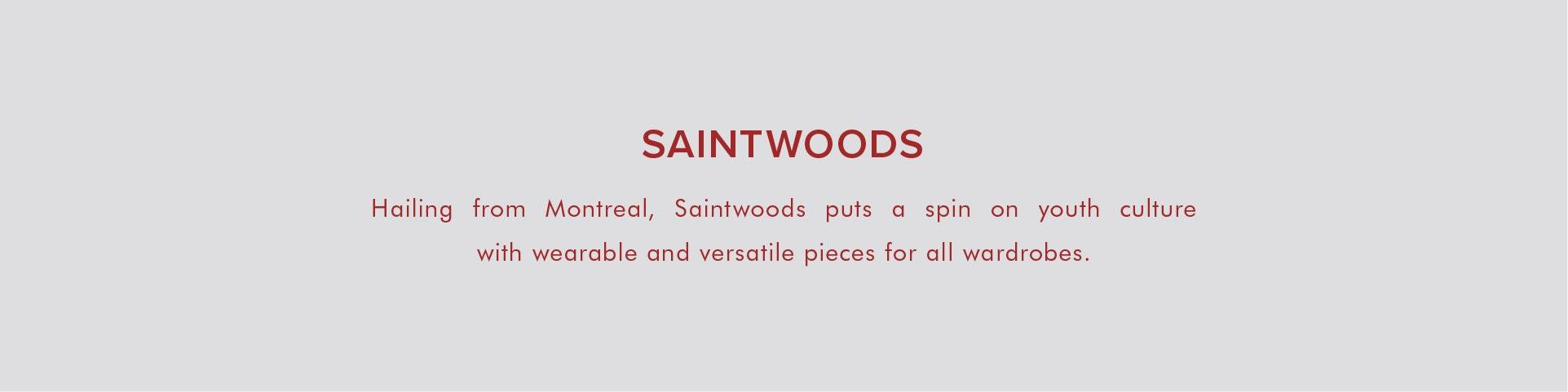 SHOP SAINTWOODS