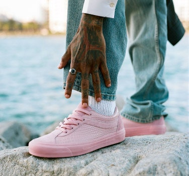 Designer Vans Women's collection