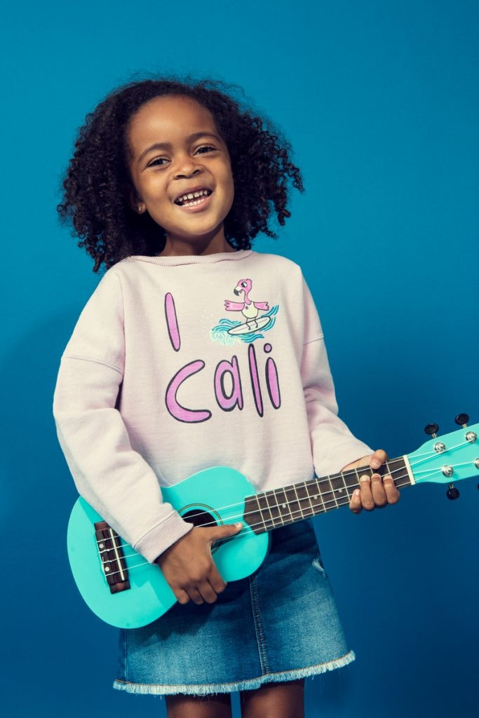 THE WEBSTER KIDS Cali Sweatshirt
