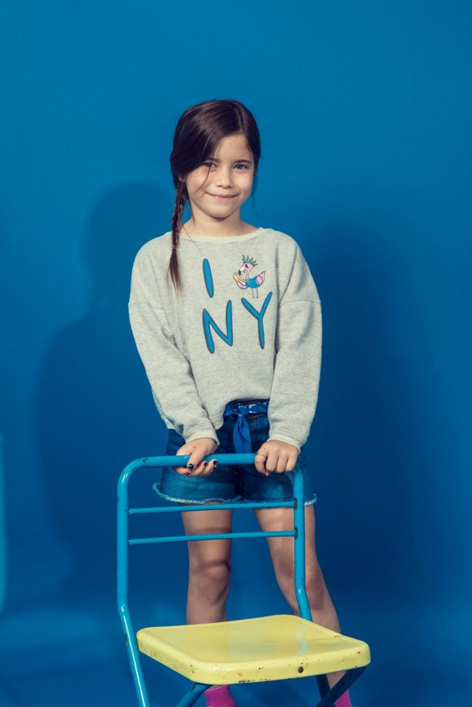 THE WEBSTER KIDS New York Sweatshirt