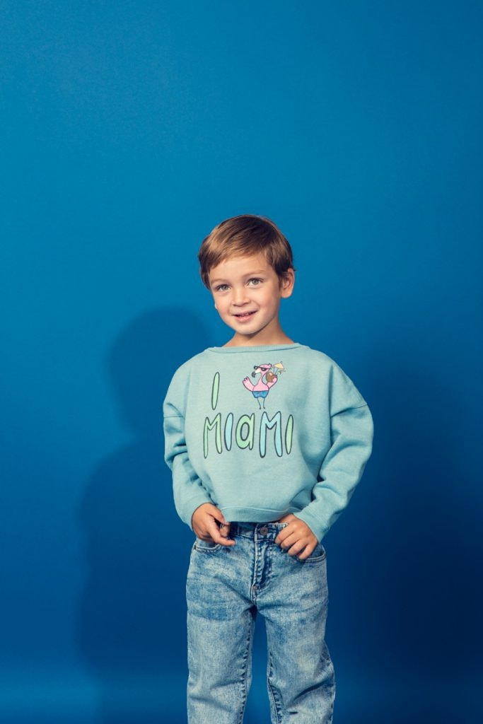 THE WEBSTER KIDS Miami Sweatshirt