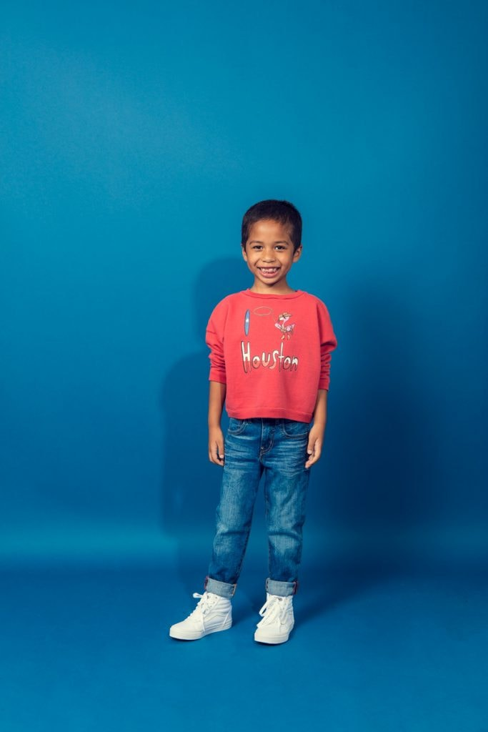 THE WEBSTER KIDS Houston Sweatshirt