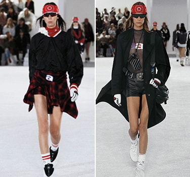 Designer Alexanderwang women's collection