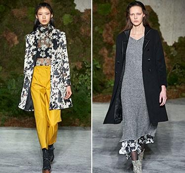 Designer Alexa CHUNG's Women collection