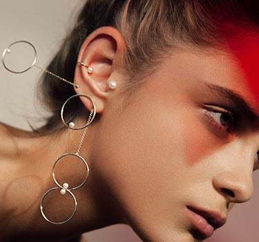 Designer Anissa Kermiche Women's collection