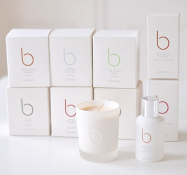 Designer Bamford Candles collection