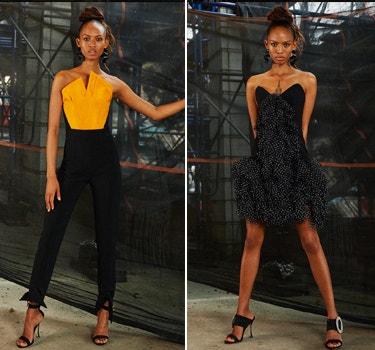 Designer Carmen March Women's collection