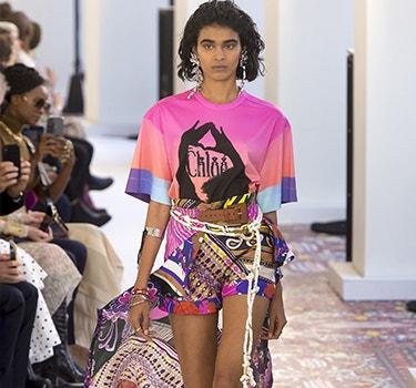 Designer Chloé Women's collection