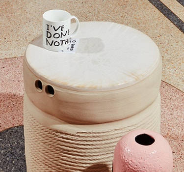 Designer David Shrigley Home Decor Collection