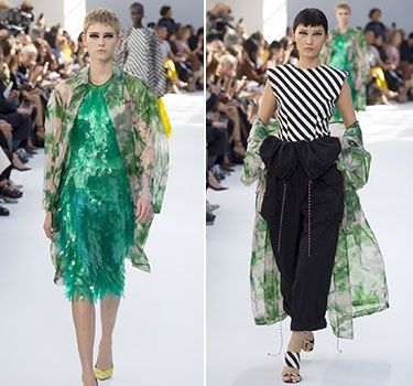 Designer Dries Van Noten Women's Collection