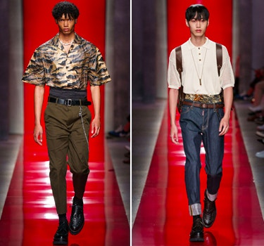 Designer Dsquared2 Men's collection