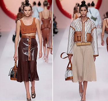 Designer Fendi Women's collection
