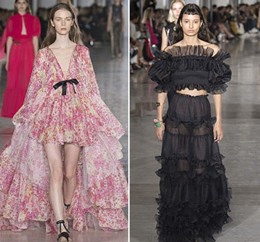 Designer Giambattista Valli Women's collection
