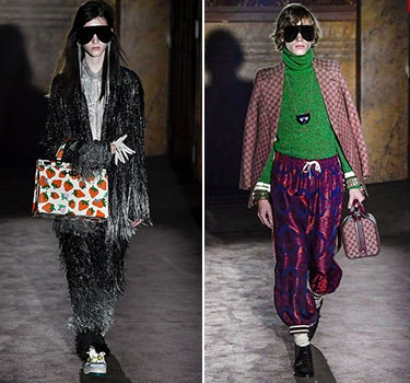 Designer Gucci Men's Collection