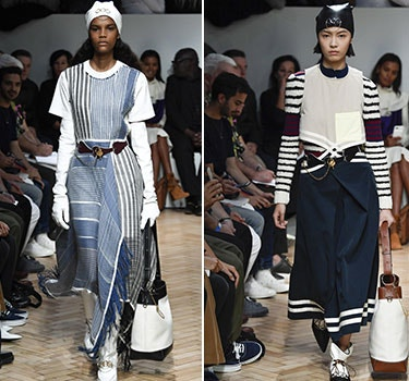 Designer JW Anderson Men and Women's Collection
