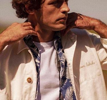 Designer Maison Labiche Men's collection