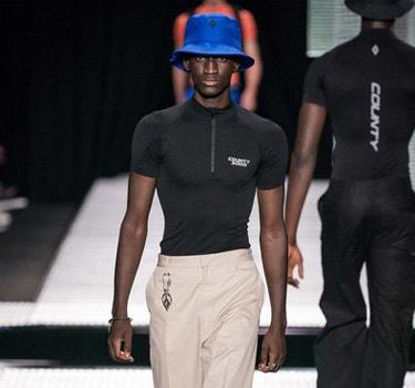 Designer Marcelo Burlon County Of Milan Men's collection